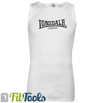 Lonsdale Tanktop, Tank Top, Träger Shirt, Trägerhemd, Ripshirt ... 231c2d5669